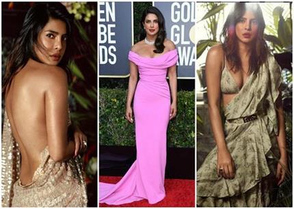 प्रियंका चोपड़ा की 10 हॉट ड्रेसेज जिन्होंने मचाया था इंटरनेट पर बवाल
