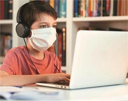 लॉकडाउनः ऑनलाइन क्लासेज से बच्चों पर बढ़ा होमवर्क का लोड
