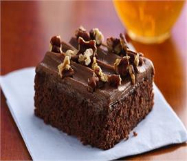 एक्टर अक्षय कुमार के बेटे ने बनाया चॉकलेट ब्राउनी केक, जाने...