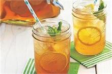 Summer Recipe: मिनटों में बनाएं मिक्स लेमन टी