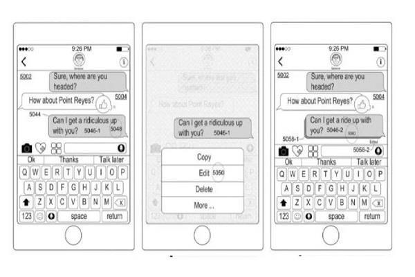 iPhone में भेजे हुए टैक्स्ट मैसेज को जल्द एडिट कर पाएंगे यूजर: रिपोर्ट