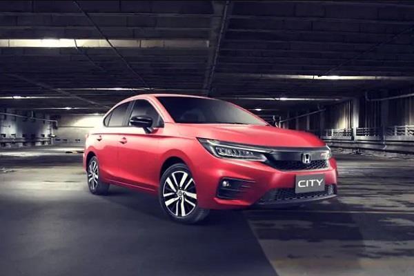 Honda जल्द भारतीय बाजार में उतारेगी नई 2020 City, मिलेंगे कई कमाल के फीचर्स