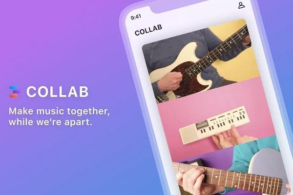 Tiktok को टक्कर देने के लिए Facebook ने लॉन्च की नई शॉर्ट वीडियो मेकिंग एप्प Collab