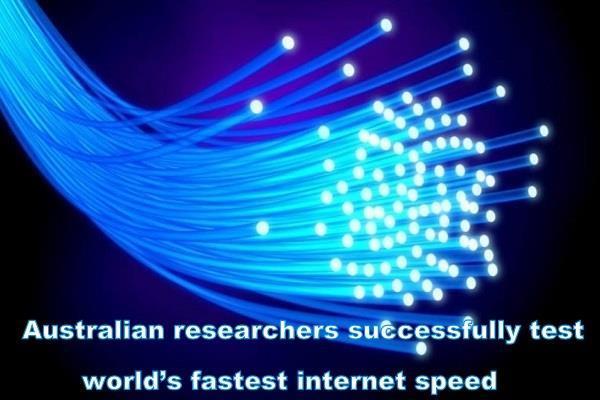 फास्टेस्ट इंटरनेट स्पीड का बना वर्ल्ड रिकॉर्ड, एक सेकेंड में 1000 HD फिल्में हो सकती हैं डाउनलोड!