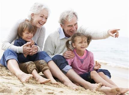 बच्चों के लिए बहुत जरूरी है दादा-दादी का साथ