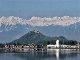 Lockdown Impact: प्रदूषण छटा तो श्रीनगर से साफ दिखीं पीर...