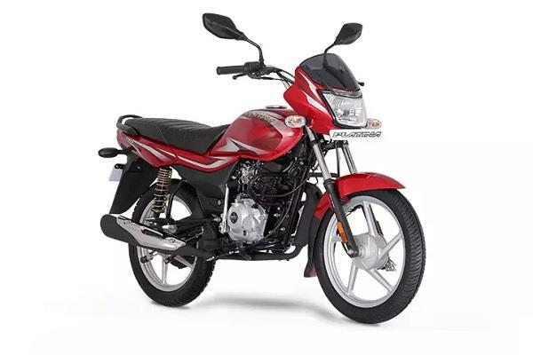 BS6 इंजन के साथ भारत में लॉन्च हुई नई Bajaj Platina, जानें एक्स शोरूम कीमत
