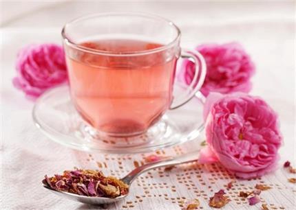 वजन घटाने के साथ ही इम्यूनिटी सिस्टम को बेहतर बनाएगी गुलाब की चाय