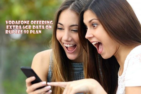 Vodafone ने किया 98 रुपये वाले पैक में एक और बड़ा बदलाव