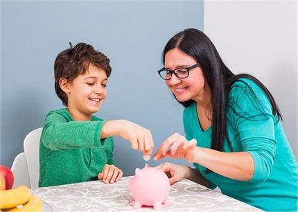 इन 5 तरीकों से डालें बच्चों में मनी सेविंग की आदत