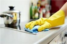 किचन में इन चीजों की सफाई जरूरी, भूलकर भी ना करें इग्नोर