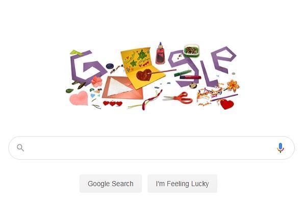 गूगल ने Mother's Day पर बनाया खास तरह का डूडल, इस तरह बनाएं अपनी मां के लिए कार्ड