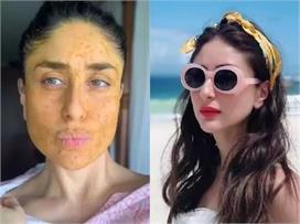 Lockdown Beauty: करीना ने भी Glow के लिए अपनाया देसी नुस्खा