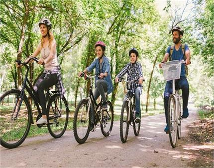 World Bicycle Day 2020: रोजाना 30 मिनट चलाए साइकिल, मिलेंगे बेमिसाल...