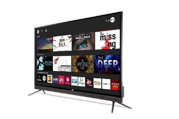 यह भारतीय कंपनी आपके लिए लेकर आई 4K SMART TV, जानें कीमत
