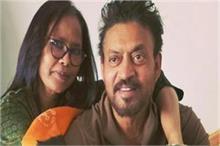 मुंबई की बारिश में सुतापा को आई इरफान खान की याद, कहा-...