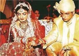 Throwback: आखिर क्यों अपनी ही शादी में रवीना ने चुना 35 साल...