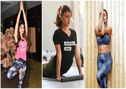 International Yoga Day: जिम से ज्यादा योग पर विश्वास रखती हैं ये...