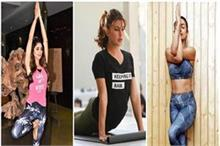 International Yoga Day: जिम से ज्यादा योग पर विश्वास रखती...