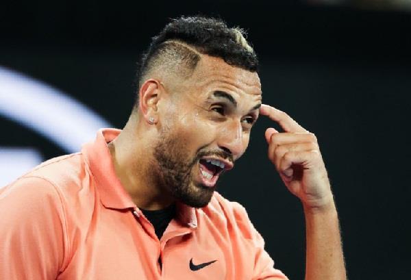 tennis star nick kyrgios