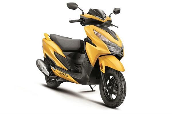 Honda ने BS6 इंजन के साथ लॉन्च किया Grazia 125 स्कूटर, जानें एक्स शोरूम कीमत