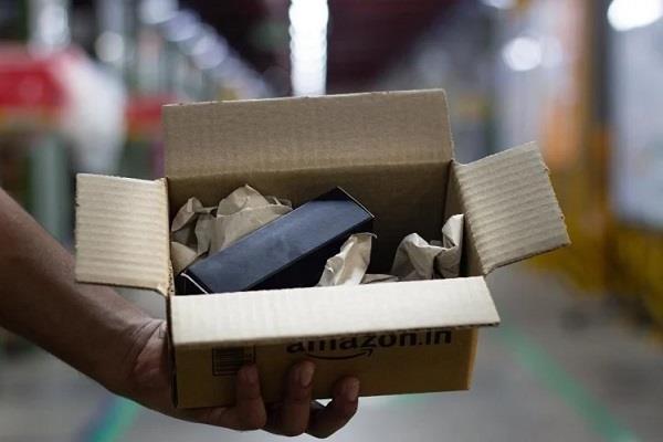 अमेजन इंडिया ने आज से पैकेजिंग में पूरी तरह से बंद किया सिंगल यूज़ प्लास्टिक का सामान