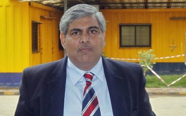 chairman shashank manohar