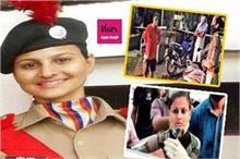 कौन है लेडी सिंघम सुनीता यादव, जिसने मंत्री के बेटे को लगाई...