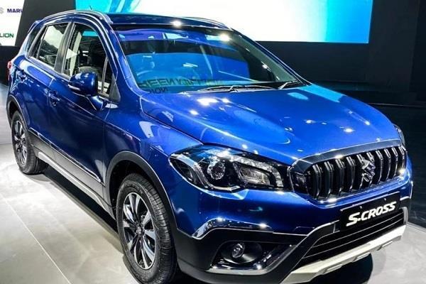 Maruti Suzuki भारतीय बाजार में उतारने वाली है नई S-Cross का पेट्रोल वेरिएंट