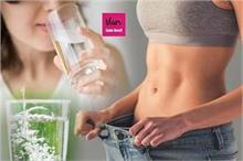 पानी पीकर वजन घटाने का आसान नुस्खा, भूख पर भी होगा कंट्रोल