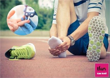 जूते भी कंट्रोल करते हैं डायबिटीज, जानिए कैसे?
