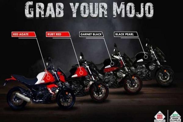 Mahindra ने BS6 इंजन के साथ लॉन्च किया नया Mojo, कीमत 1.99 लाख रुपये