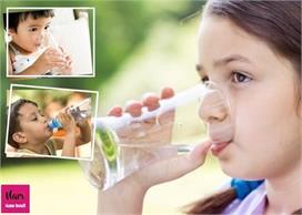4- 13 साल तक के बच्चों को रोजाना कितना पानी पीना चाहिए?