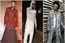 Birthday Special: रणवीर सिंह के 10 अजीबोगरीब आउटफिट्स