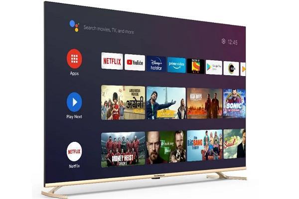 Thomson लाने वाली है 75 इंच का प्रीमियम एंड्रॉयड TV, अगले महीने होगा लॉन्च