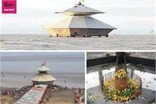 दिन में दो बार समुंद्र में ओझल होता है भगवान शिव का यह...