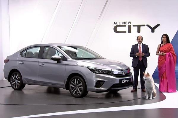 भारत में लॉन्च हुई 2020 Honda City, कीमत 10.89 लाख रुपये से शुरू