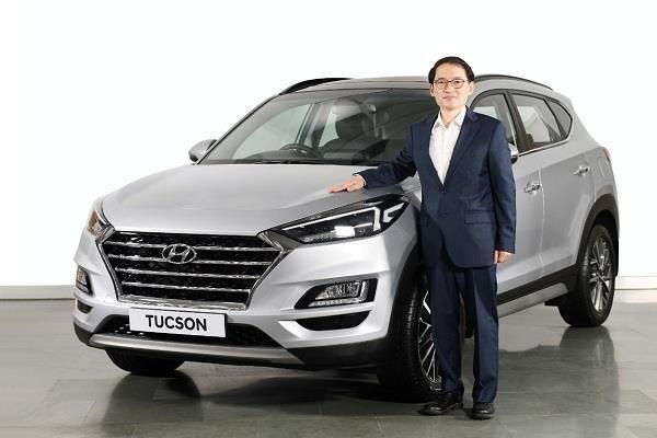 Hyundai ने भारत में लॉन्च की Tucson Facelift, कीमत 22.3 लाख रुपये से शुरू