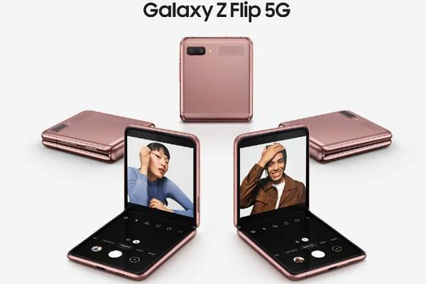 Samsung ने लॉन्च किया Galaxy Z Flip 5G स्मार्टफोन,जानिए कीमत
