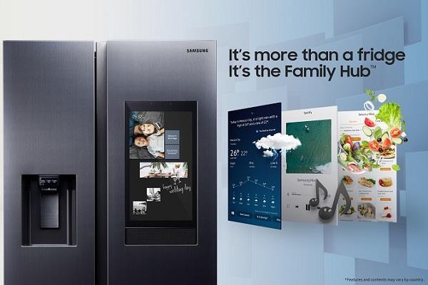 सैमसंग ने लॉन्च किया SpaceMax Family Hub फ्रिज, साथ में फ्री मिलेगा 38 हजार का फोन