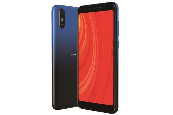 Lava ने 6000 रुपये से भी कम में लॉन्च किया मेड इन इंडिया स्मार्टफोन