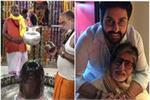 अभिषेक और अमिताभ के लिए फैंस मांग रहे दुआ, उज्जैन में की गई पूजा