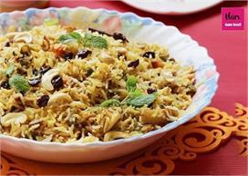 स्पाइसी खाने के शौकीन बनाएं हैदराबादी सोया वेज बिरयानी