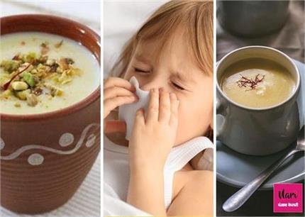 बच्चे को सर्दी- जुकाम से बचाना है तो खिलाए बेसन का शीरा