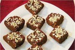 राखी स्पेशल: चॉकलेट मावा बर्फी रेसिपी