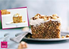 राखी स्पैशलः मिनटों में बनाएं बनाना वॉलनट पुडिंग केक