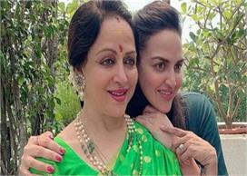 कोरोना पॉजिटिव नहीं है हेमा मालिनी, बेटी ने कहा- अफवाहों पर...