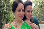 कोरोना पॉजिटिव नहीं है हेमा मालिनी, बेटी ने कहा- अफवाहों पर ध्यान ना...
