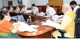 हरियाणा कैबिनेट की बैठक में 42 एजेंडों पर लगी मुहर, सीएम...