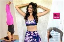 फिट रहने के लिए करिश्मा तन्ना करती हैं ये 3 योगासन